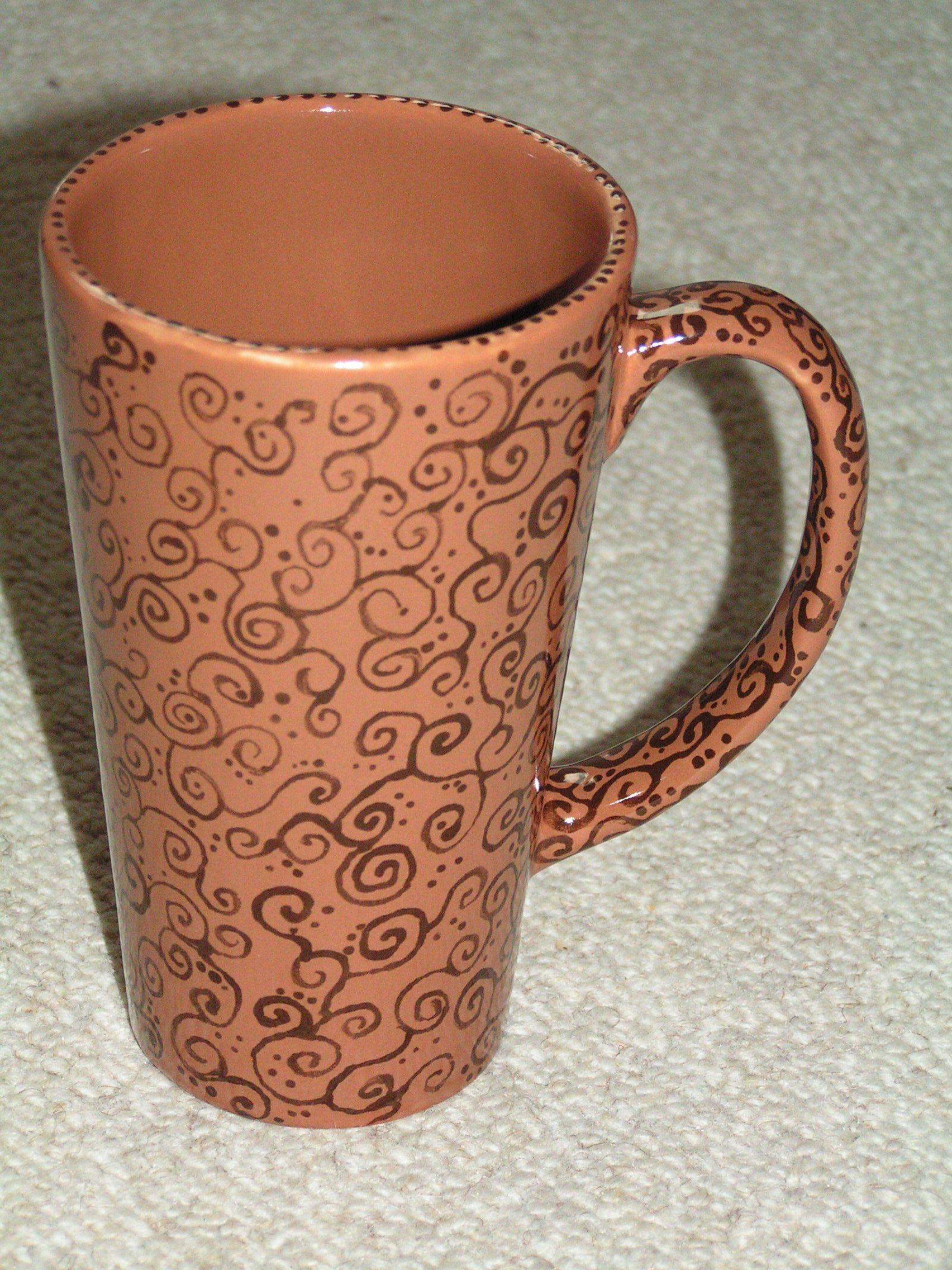 Alessandra's mendi cup