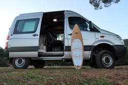Der Van325 - Dein Surfbuddy