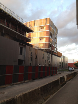 Phase chantier