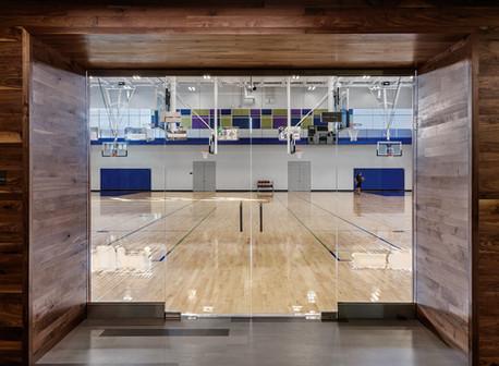 Connecting Spaces using Alternative Design Materials