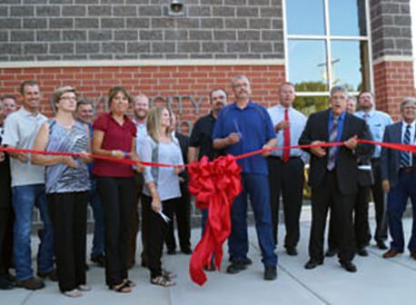Wayne City CUSD 100 Opens New PK–12 School