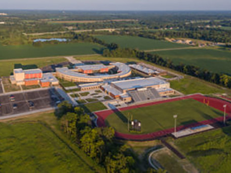 Mt. Vernon Township New High School Opens for the 2016-2017 School Year