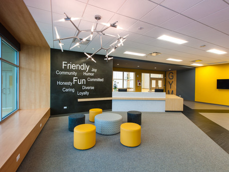 Providing Fun & Friendly Vibes Through Interior Design