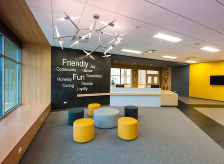 Providing Fun & Friendly Vibes Through Interior Design