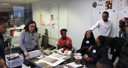 FGM Welcomes St. Louis Public Schools Students for Architectural Introduction