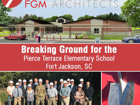 Pierce Elementary School Groundbreaking