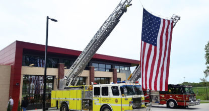 New Edwardsville Fire Station No. 3 Provides Quick Access to University