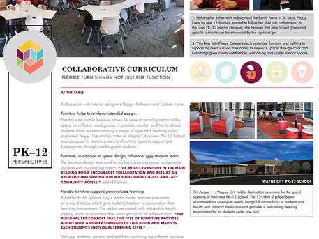 PK–12 Perspectives: Collaborative Curriculum