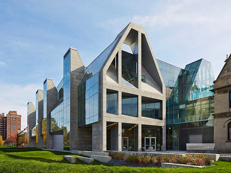VOTE! Gordon Parks Arts Hall Up for Architizer A+ Popular Choice Award