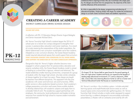 PK–12 Perspectives: Creating a Career Academy