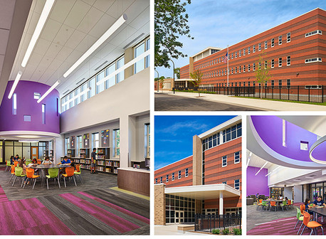 Evidence Based Design and the New Cicero Warren Park Elementary School