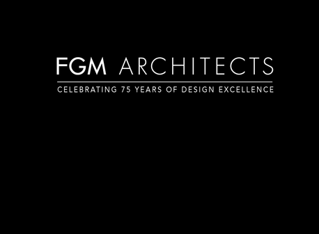 Happy 25th Anniversary, Andy! Thank you for being an essential part of FGM Architects success.