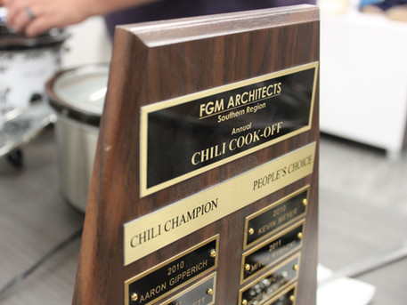 FGM Southern Region Chilli Cook-Off
