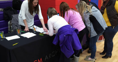 FGM Supports STEM Efforts at Wingate Elementary School Event