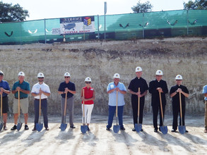 After Years of Planning, Construction Begins for Emmaus Catholic Parish in Lakeway, Texas