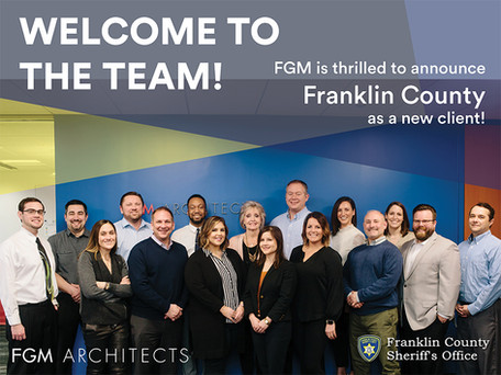 We are pleased to welcome Franklin County as a new client!