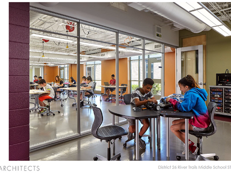 Transformational Strategies: Taking Existing Spaces into the 21st Century