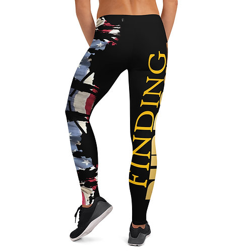 FINDING PURPOSE Leggings