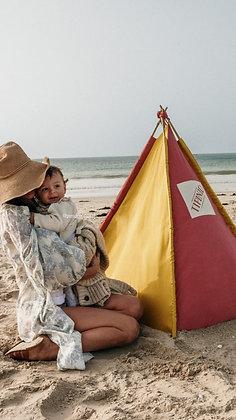 Pré-commande : Tipi de plage Rose & Miel