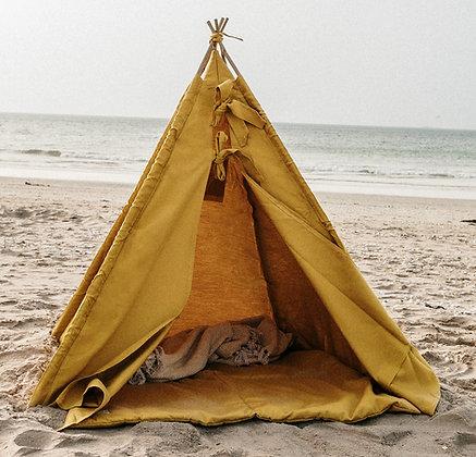 Pré-commande : Tipi de plage Miel