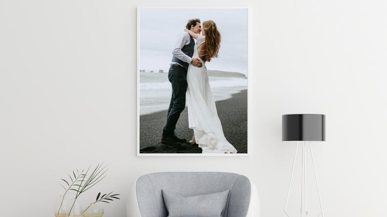 Wedding Wall Poster