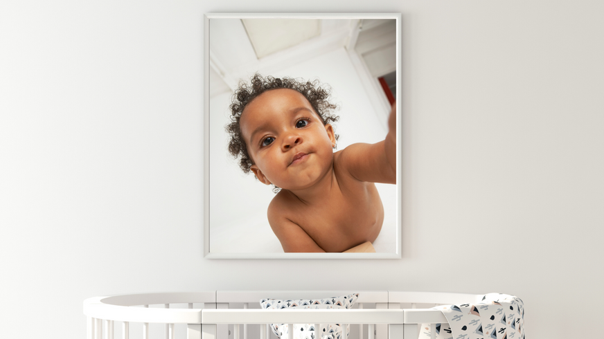 Nursery Photo Print