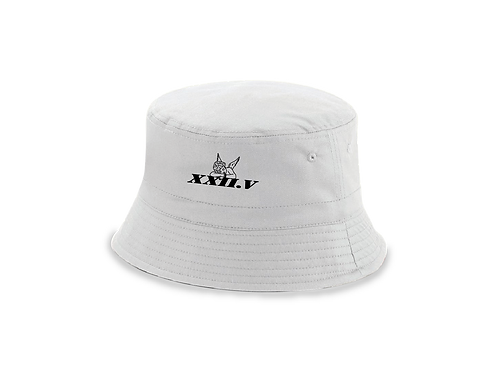 Cherub Bucket Hat White