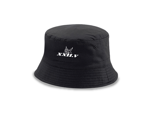 Cherub Bucket Hat Black
