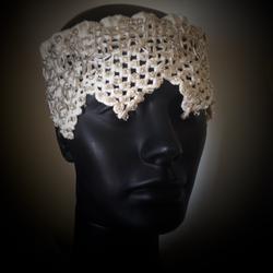 Headpiece Crochê
