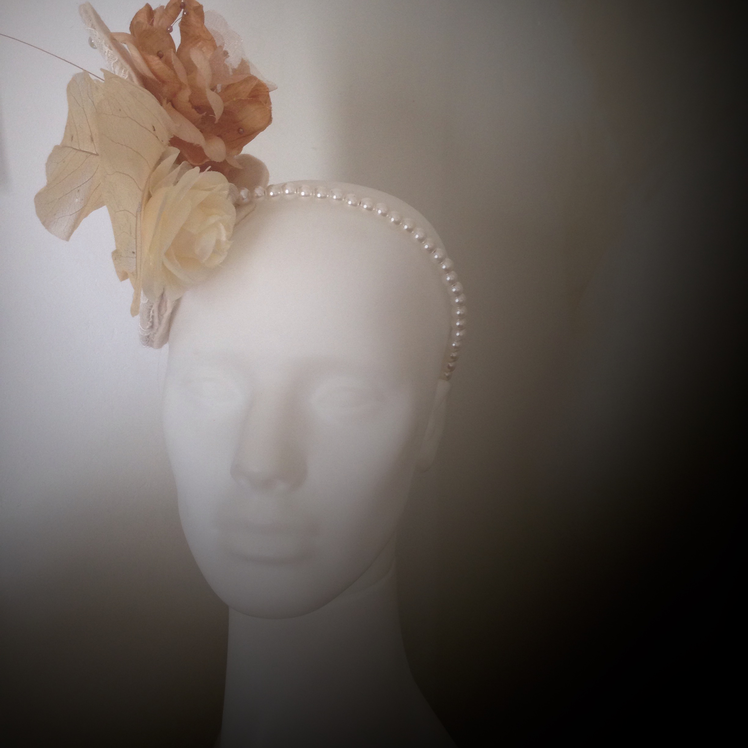 Fascinator Solstício
