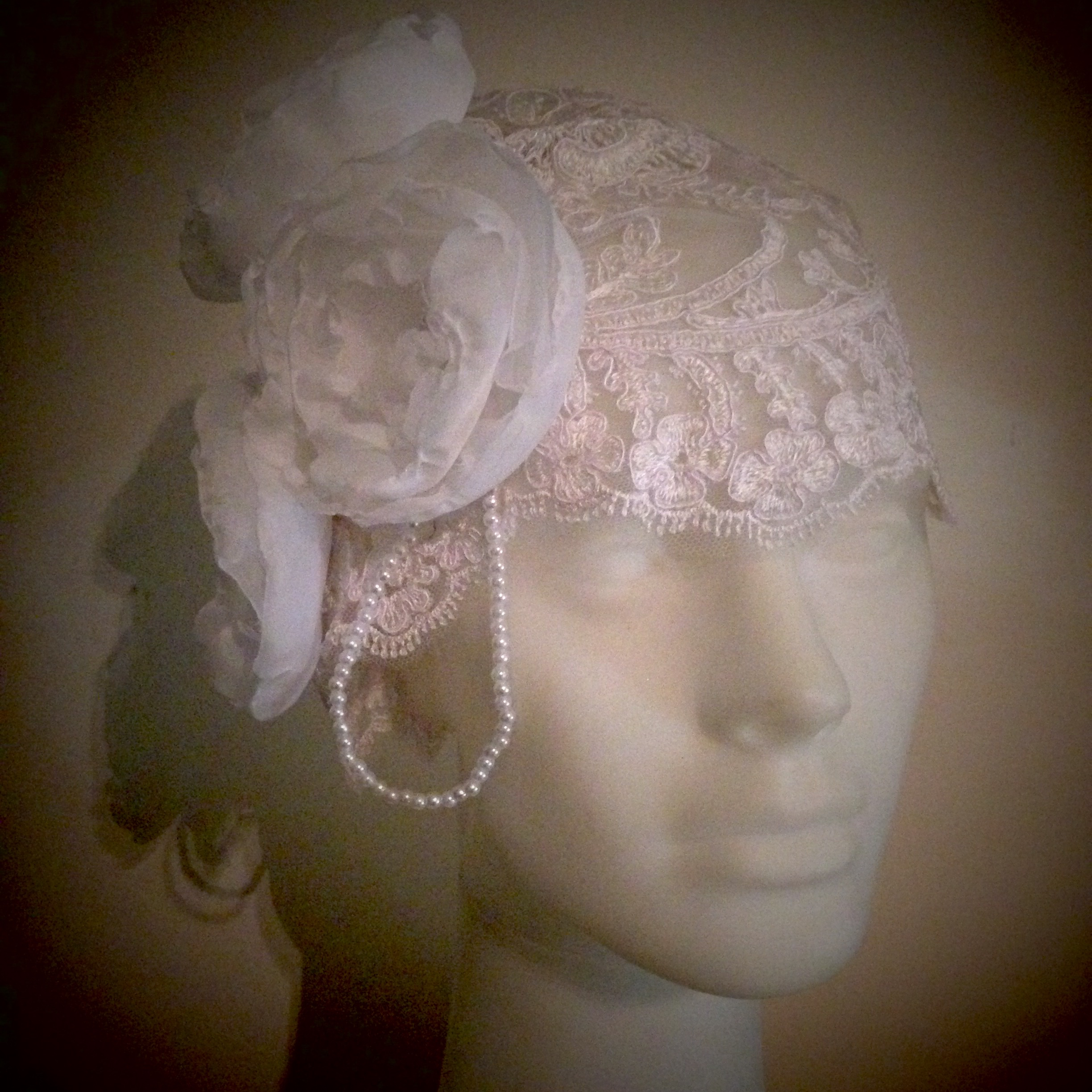 Headpiece 20's