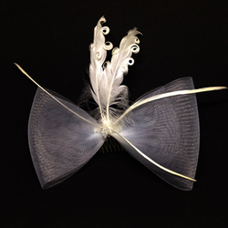 Pente White Buttlerfly