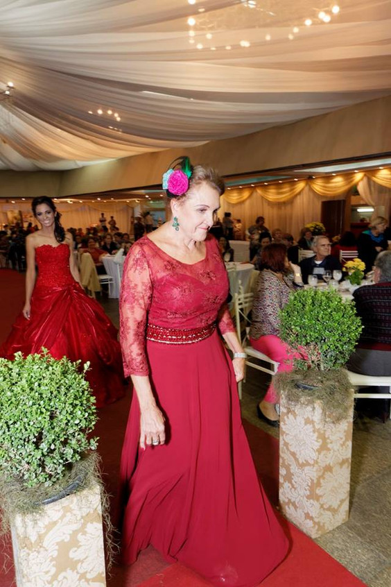 Fascinator Flamenco