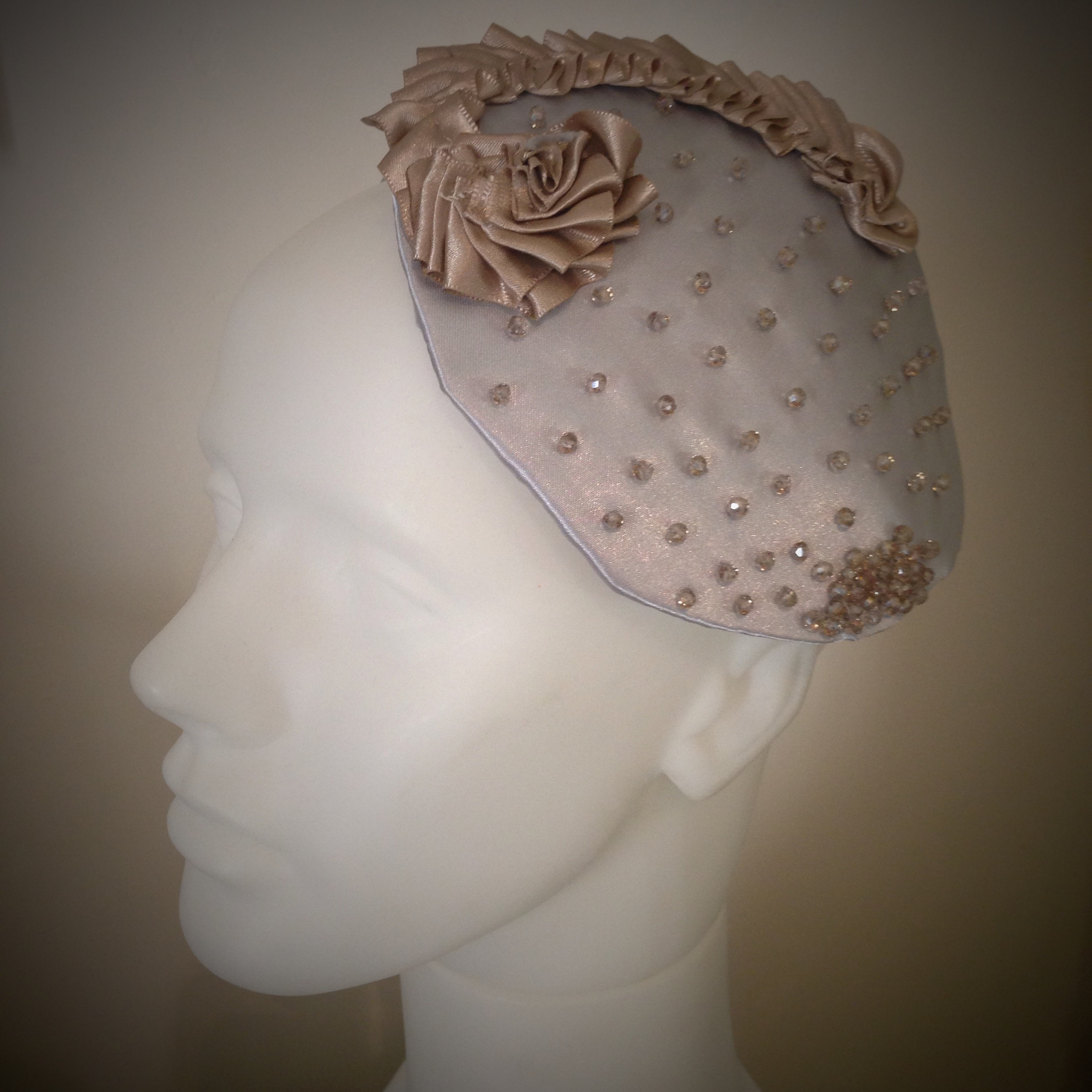 Fascinator Abbey