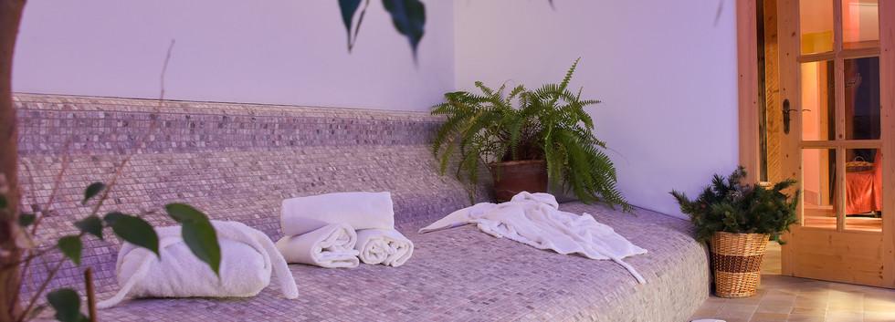 La zona relax del nostro centro benessere