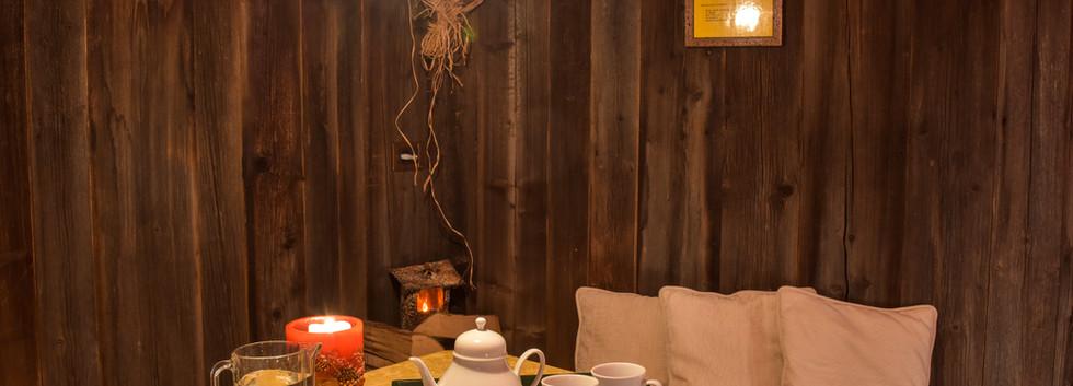 Godetevi una tisana nella zona relax del nostro centro benessere