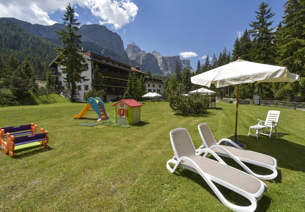 Il nostro giardino estivo: relax