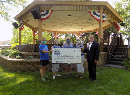 COVID-19 Recovery Fund Grant to Rock Lake Activity Center