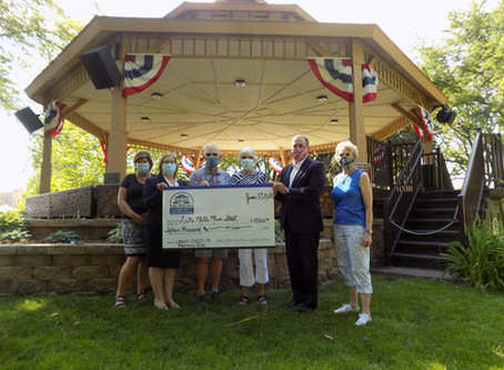 COVID-19 Recovery Grant to Lake Mills Main Street Program