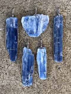 Kyanite Blue Large