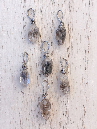 Herkimer Diamond Vertical