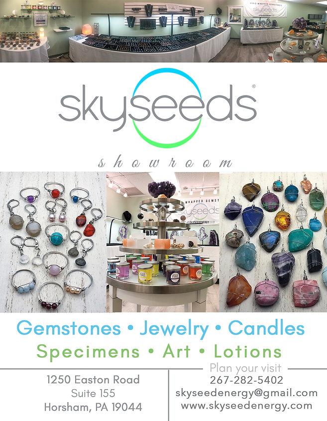 Skyseeds Showroom