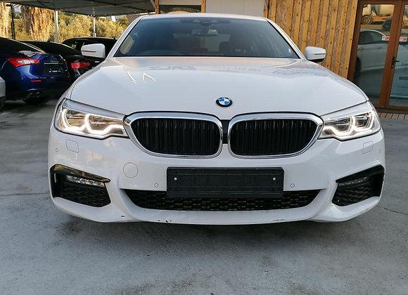 BMW 520d  XdriveM SPORT 2017