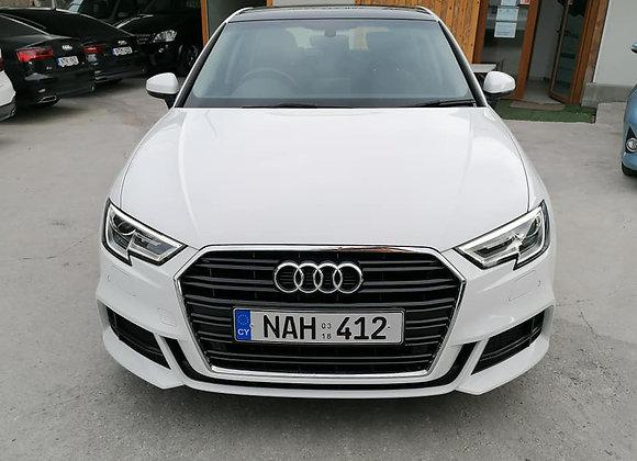 Audi A3 1,5 TFSI Automatic Cyprus car Almost New Warranty!!!