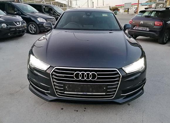 Audi A7 Black Edition S-Line Quattro