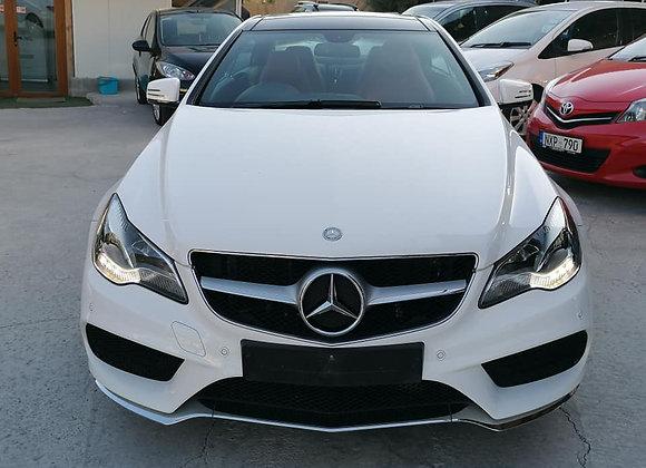 Mercedes E220d AMG Line Premium Facelift 09/2014 Low mileage!!!