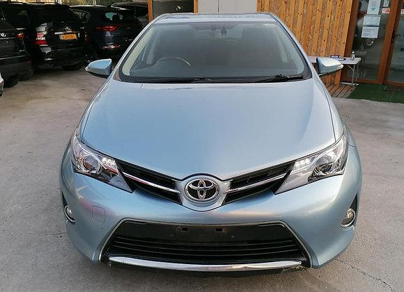 Toyota Auris 2014 Manual Diesel in fantastic condition