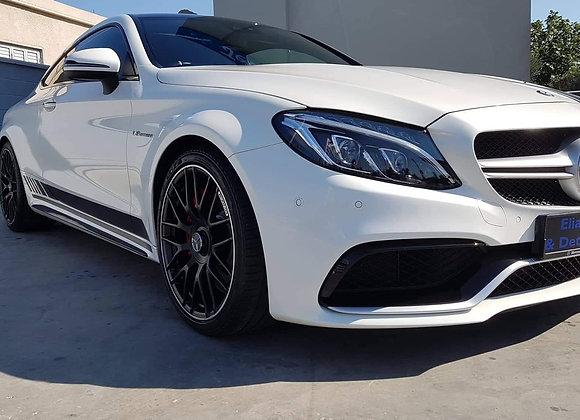 Mercedes C63S Amg Premium