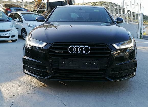 Audi A 6 S-line Quatrro Facelift