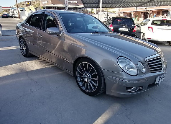Mercedes E Class 2008 Facelift Automatic in ultimate condition!!!
